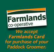 Farmlands card accepted here